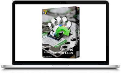 Lazesoft Disk Image and Clone 4.3.1 Unlimited Edition Full Version