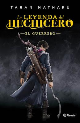OFF TOPIC : LIBRO - La leyenda del hechicero 2  El guerrero : Taran Matharu  (Planeta - 6 Octubre 2016)  Edición papel & digital ebook kindle  NOVELA FANTASIA | Comprar en Amazon España
