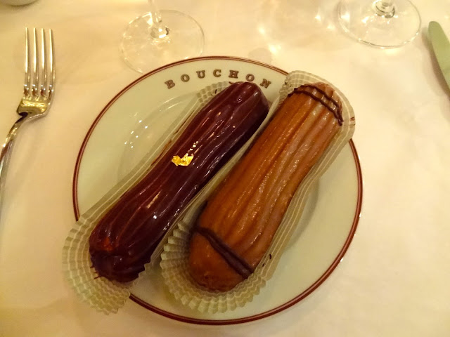 Bouchon Bakery Eclairs