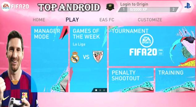FIFA 20 Mobile Offline APK Update 2020 Download   MEDIAFIRE