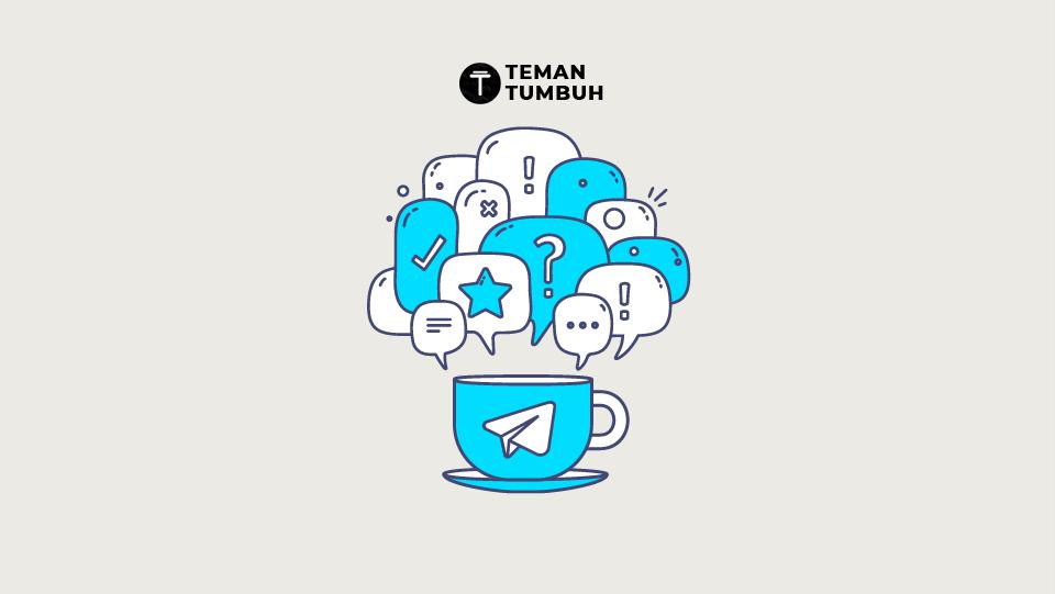 Cara Menambahkan Teman Di Telegram