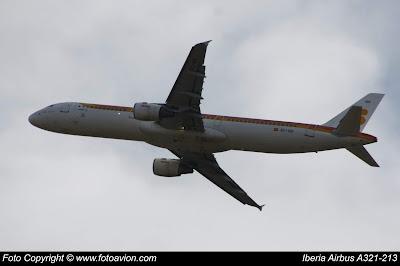Airbus A321 Costa Cálida