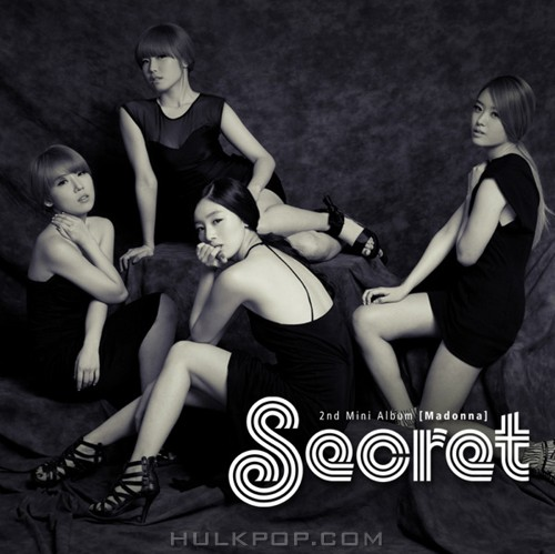 SECRET – Madonna – EP (ITUNES PLUS AAC M4A)