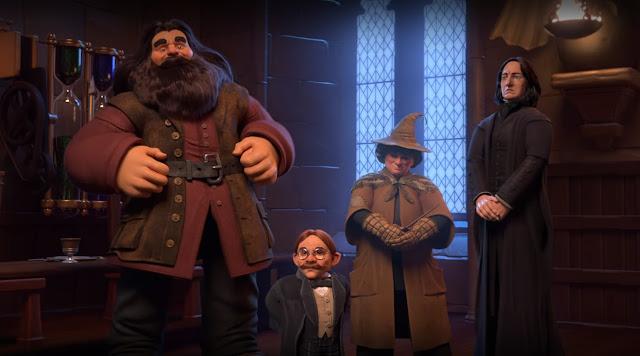 Vídeo: Novo trailer do RPG 'Harry Potter: Hogwarts Mystery' | Ordem da Fênix Brasileira
