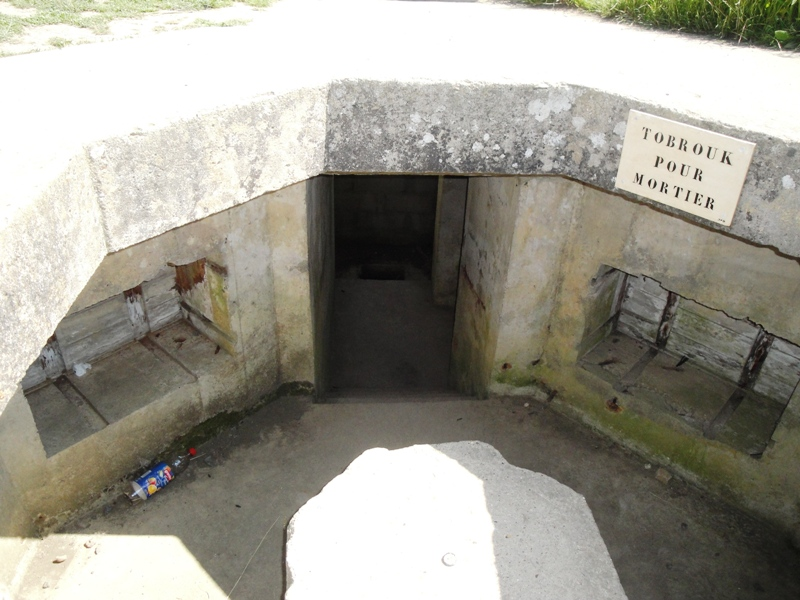Hawks in Holland: Normandy - Longues sur Mer