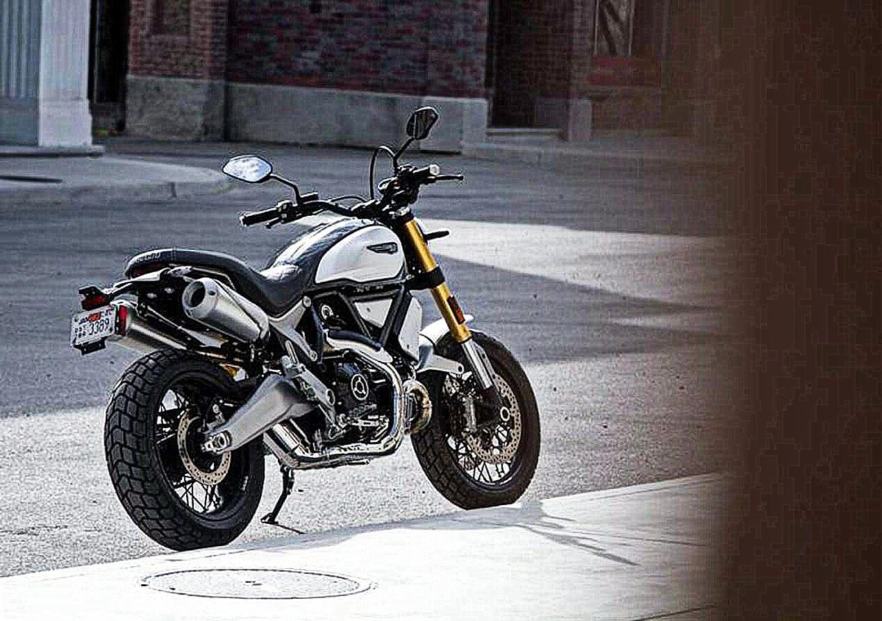 The New Ducati Scrambler 1100 Rocketgarage Cafe Racer Magazine