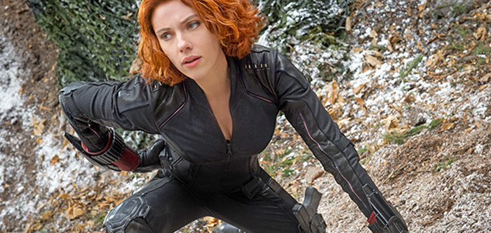 Natasha Romanov aka BlackWidow