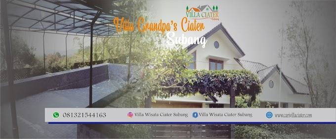Villa Grandpa's Ciater