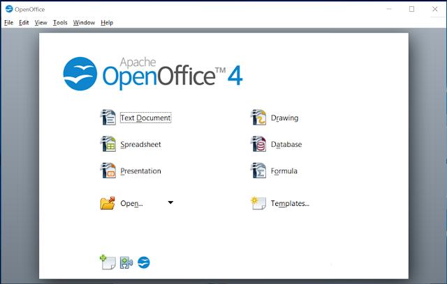 Apache OpenOffice Gratis