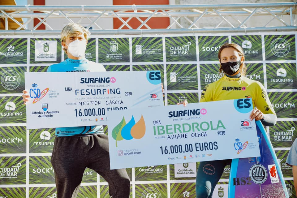 IBERDROLA LPA SURF CITY 2020