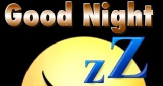 ucapan selamat tidur