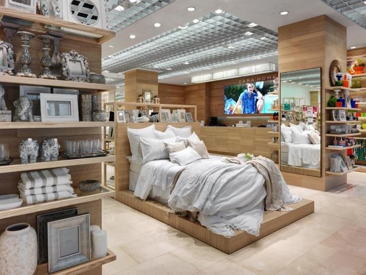 Zara Home em Milão  Design Innova