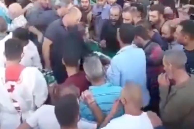 AJAIB! Jenazah Pria di Lebanon Hidup Lagi Jelang Dikuburkan