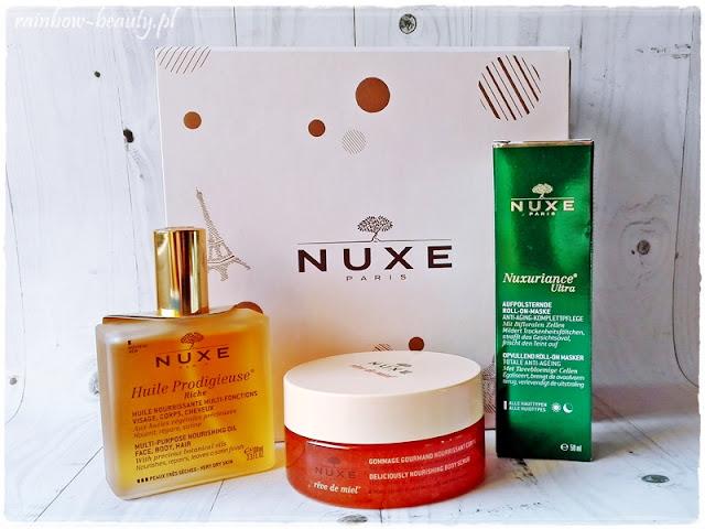 nuxe-paris-blog-opinie-nowosci-olejek-peeling-maska-maseczka