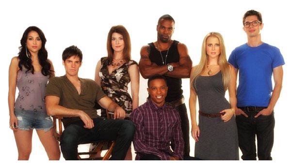L.A. Complex cast members