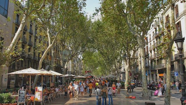 Las Ramblas: Roteiro de 1 dia em Barcelona