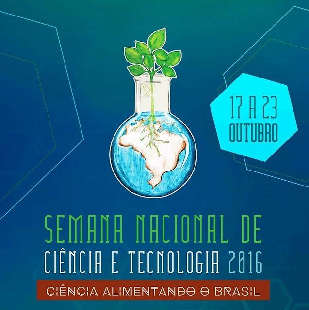Instituto Federal reunirá especialistas em inovação tecnológica durante a Semana Nacional de Ciência e Tecnologia