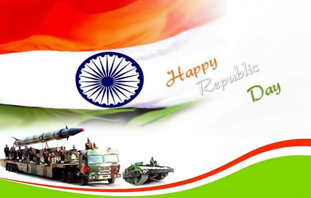 Republic Day life Whatsapp Status DP Images Facebook Hike Sticker Timeline