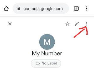 Gmail se Contact kaise Delete kare