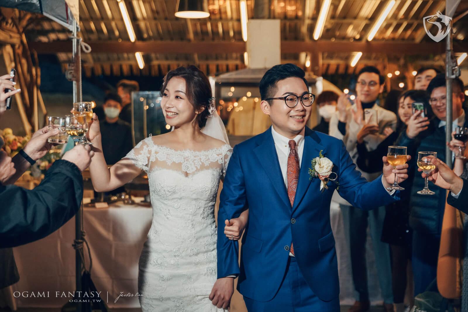 天使分享餐廳 婚禮
