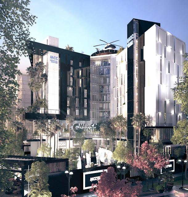 العاصمة الطبية MCC New Capital