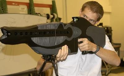 Senapan Sinar Laser