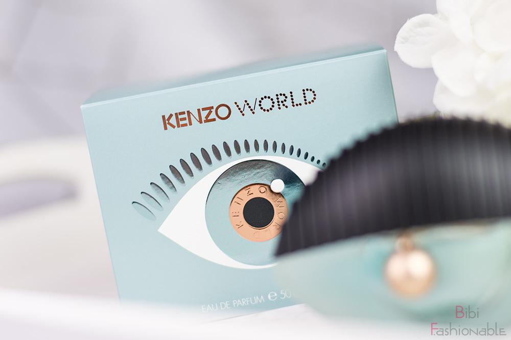Kenzo World Eau de Parfum Umverpackung