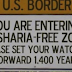 Texas Permanently Bans Sharia Law