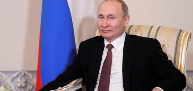 Наглость Путина превысила все разумные пределы