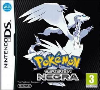 Rom Pokemon Black Version NDS