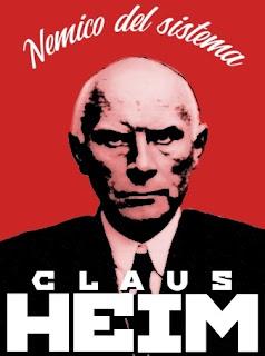 Claus Heim, Landvolk, Nazional-bolscevismo,