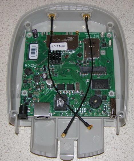 Mikrotik RB912UAG-2HPnD
