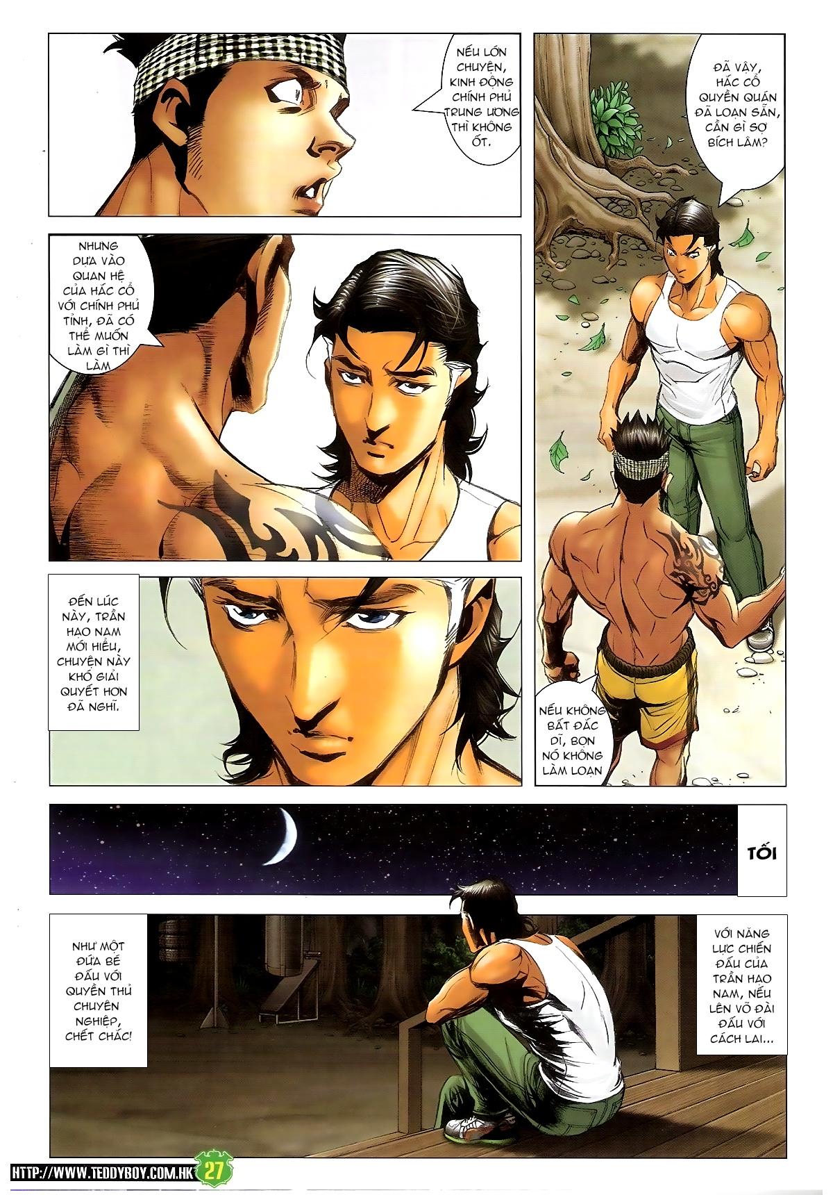 Người Trong Giang Hồ - Chapter 1395: Phiên bản Đại Phi - Pic 23