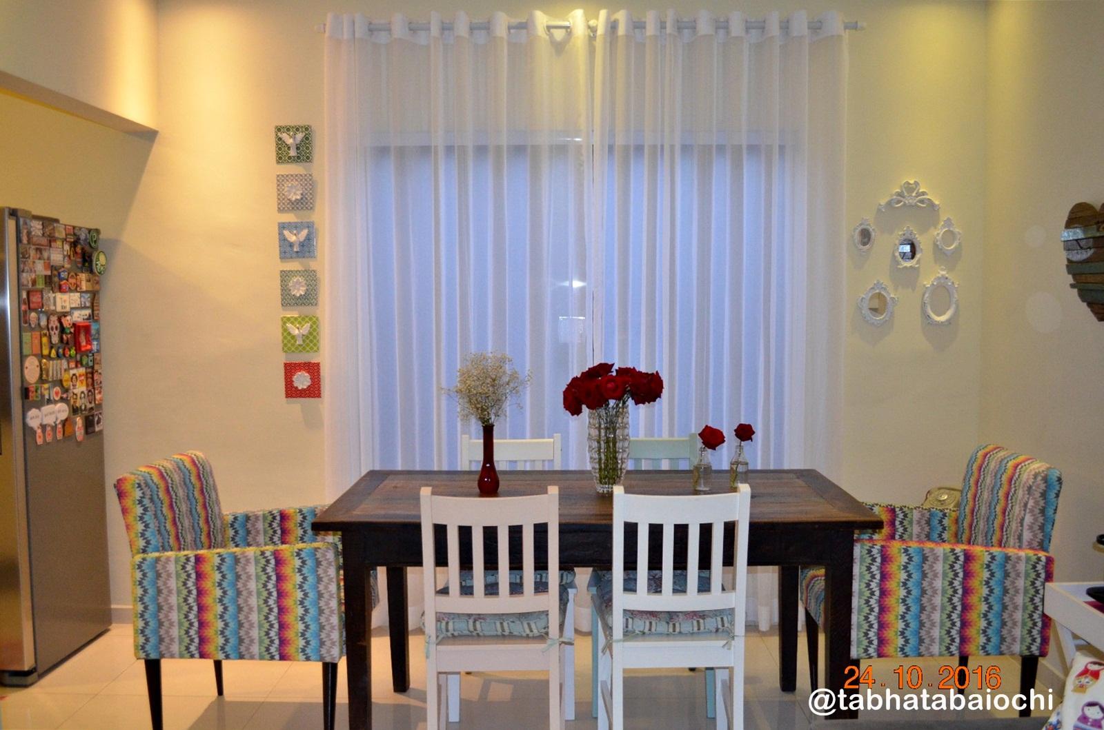 #A57526 sala de jantar tem mesa de madeira de demolição (como eu amo  1600x1059 píxeis em Decoração Sala De Jantar Mesa De Madeira