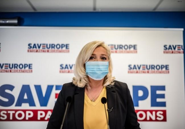 Actu-politique : Marine Le Pen entre en campagne contre le Pacte européen sur la migration et l'asile