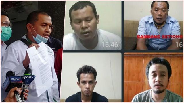 Kuasa Hukum HRS Pertanyakan Asal Video Teroris yang Mengaku Anggota FPI