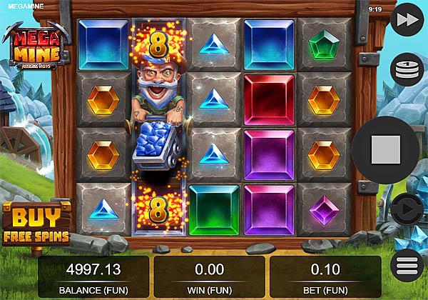 Main Gratis Slot Indonesia - Mega Mine Nudging Ways Relax Gaming