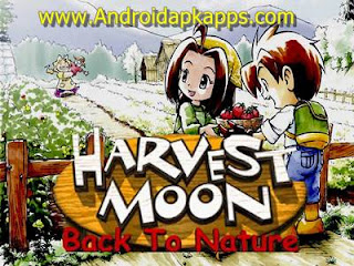 Download Game Harvest Moon: Back to Nature Android (Bahasa Indonesia) Terbaru 2015