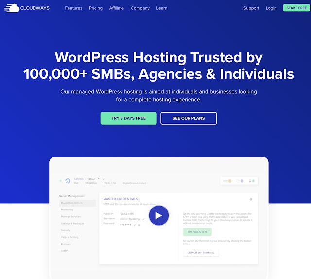 Cloudways-wordpress-managed