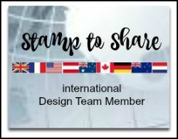 Stamp to Share Bloghop