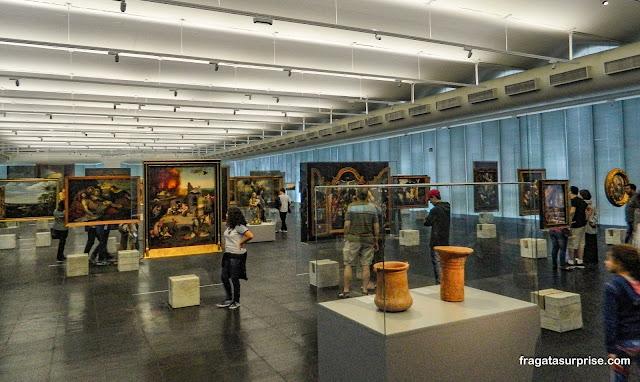 Obras do MASP - Museu de Arte de São Paulo