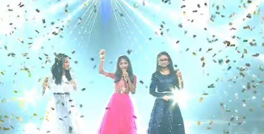 saregamapa lil champs winner
