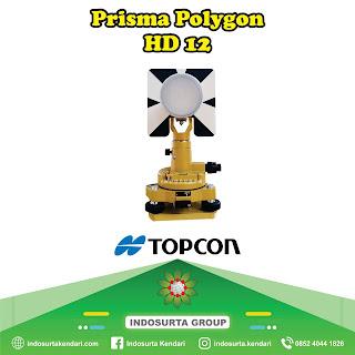 Jual Prisma Polygon Topcon HD 12 di Jayapura