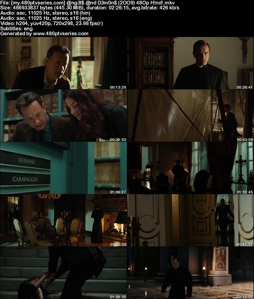 Angels & Demons (2009) 450MB Full Hindi Dual Audio Movie Download 480p Bluray Free Watch Online Full Movie Download Worldfree4u 9xmovies