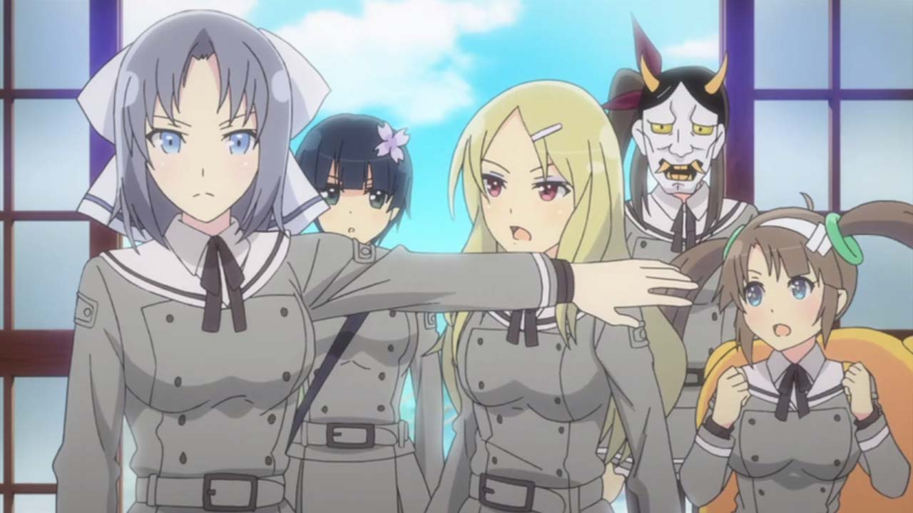 Senran Kagura Season 2 Episode 10 Subtitle Indonesia