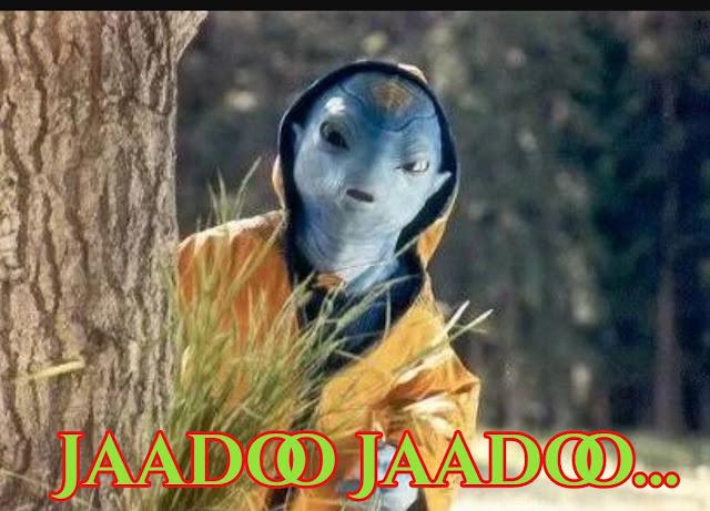 Jaadoo Jaadoo (Koi… Mil Gaya) Song Lyrics - Udit Narayan, Alka Yagnik, Adnan Sami