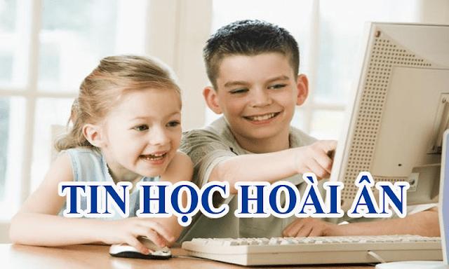 Tin học thiếu nhi tại Biên Hòa