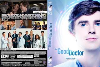 [SERIE TV] THE GOOD DOCTOR – TEMPORADA 2 – 2018 [COVER DVD]
