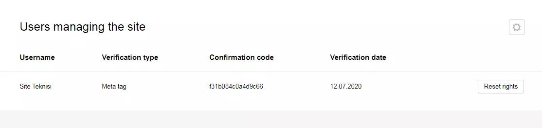 Cara Verifikasi Situs di Yandex Webmaster