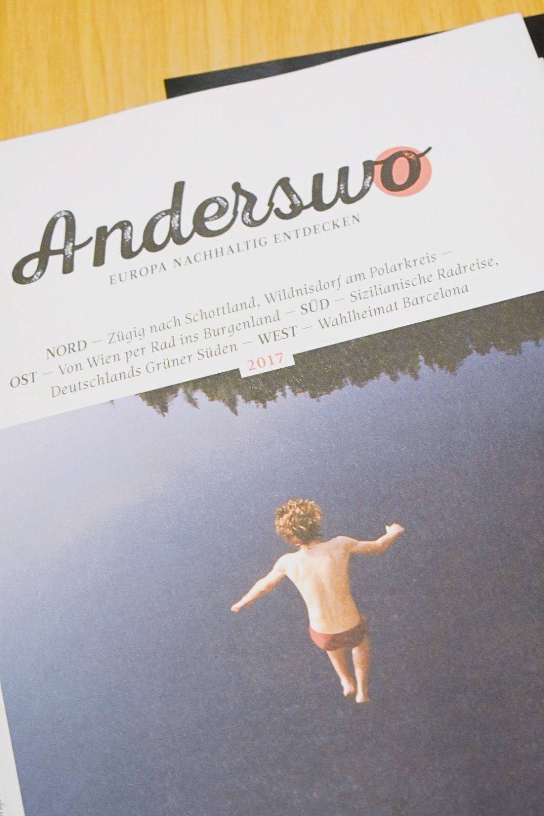"Around The World mit der TrendRaider Box Magazin ""Anderswo"" *"